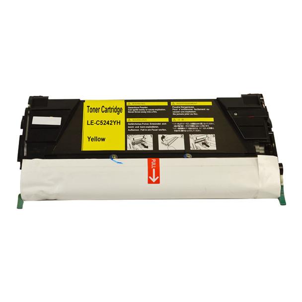 C5240YH Yellow Generic Toner Cartridge