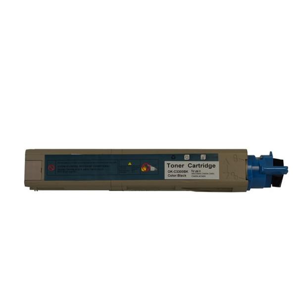 43459312 C3300 C3400 C3600 Black Universal Premium Generic Toner