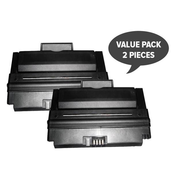 2 x ML-3050 ML-D3050B Black Premium Generic Toner