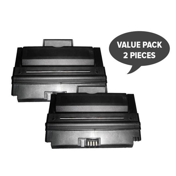 2 x ML-3470 ML-D3470B Black Premium Generic Toner