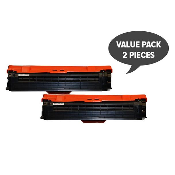 2 x CLT-C504K Premium Generic Black Toner