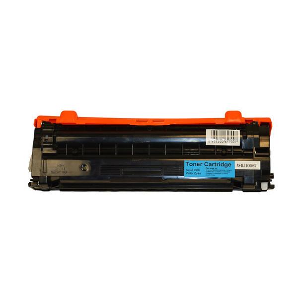 CLT-506L Cyan Premium Generic Remanufactured Toner Cartridge