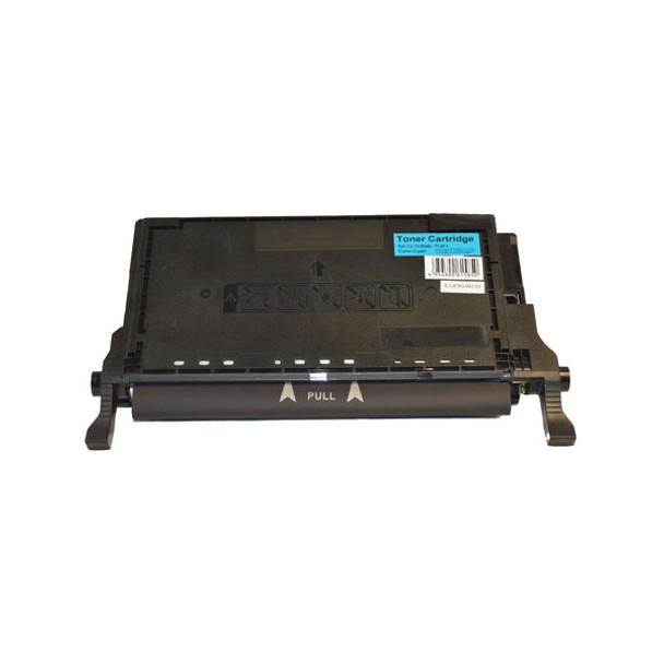 CLT-C508C Premium Generic Cyan Toner
