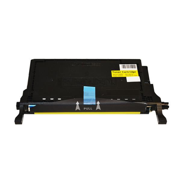 CLT-Y609 Premium Generic Yellow Toner