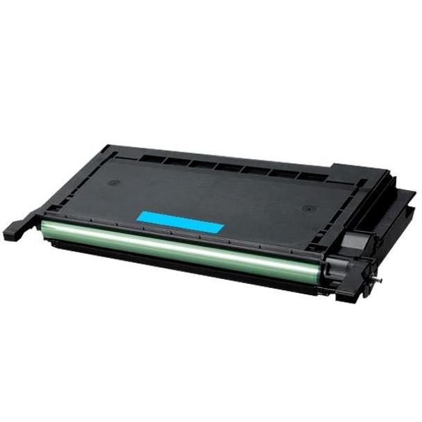 CLP-C660B Cyan Premium Generic Toner