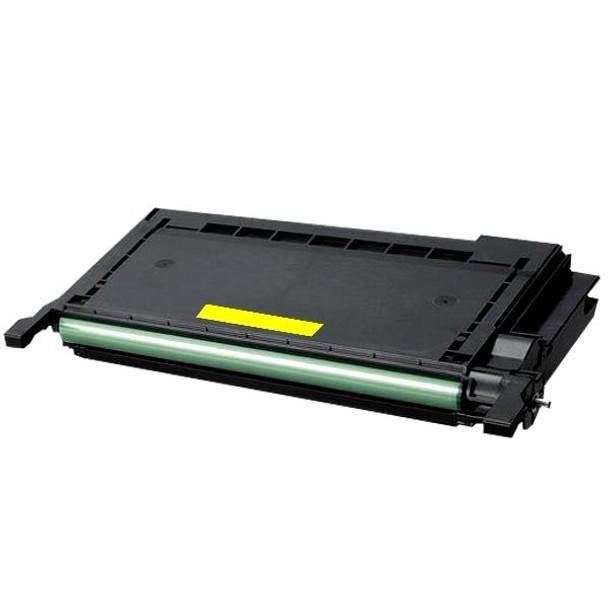 CLP-Y660B Yellow Premium Generic Toner