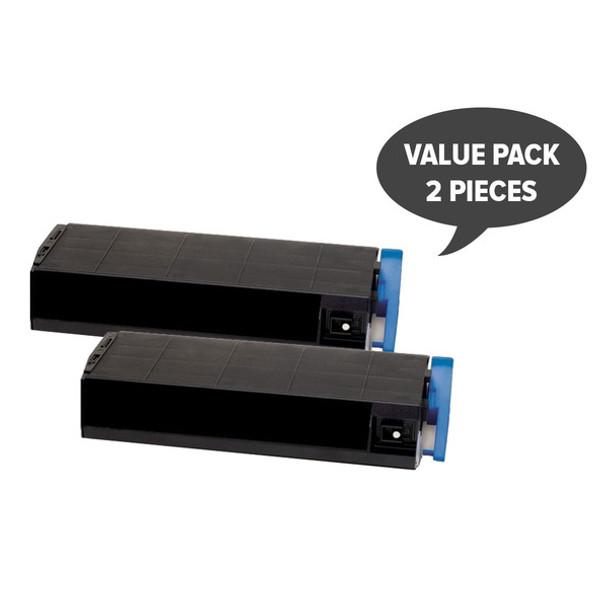2 x CT201260 C1190 Black Premium Generic Toner
