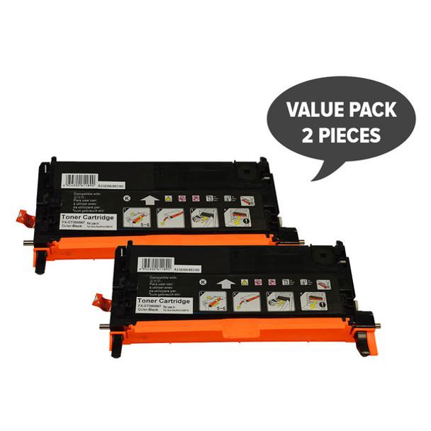 2 x CT350567 Black Premium Generic Cartridge