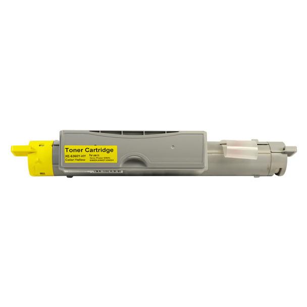 Phaser 6360 Premium Generic Yellow Toner