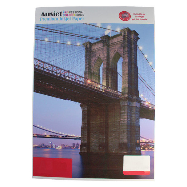 108g A3 Matte Coated Paper (100 Sheets)