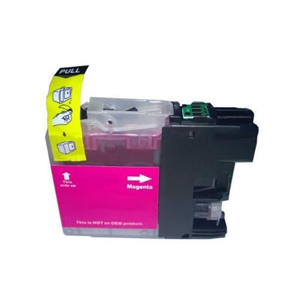 LC133 Magenta Compatible Inkjet Cartridge