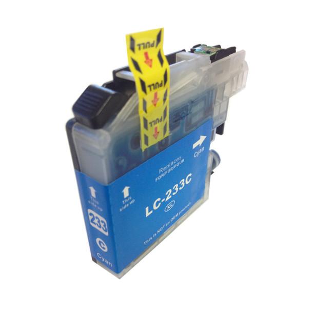 LC-233 Cyan Compatible Inkjet Cartridge