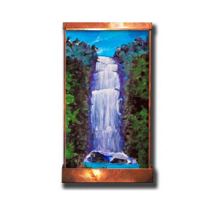 8 Foot Amazonia Wall Fountain
