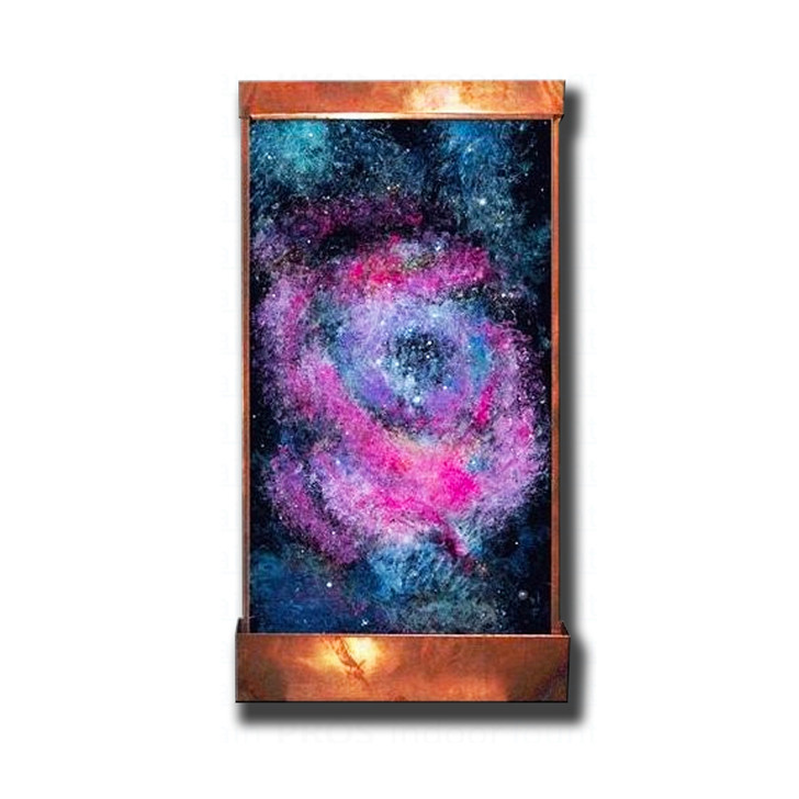 Rosette Nebula Wall Fountain