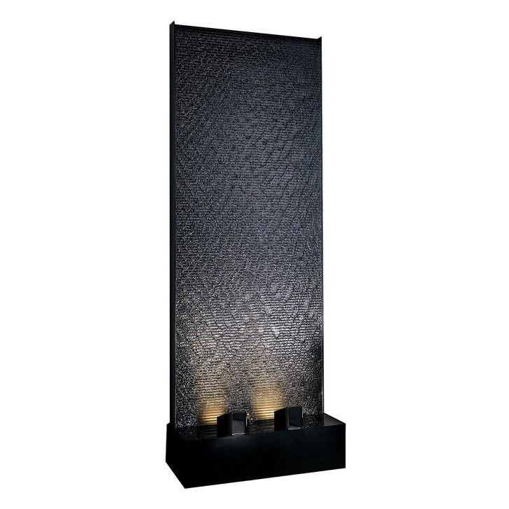 AquaFall Waterfall Floor Fountain - Large