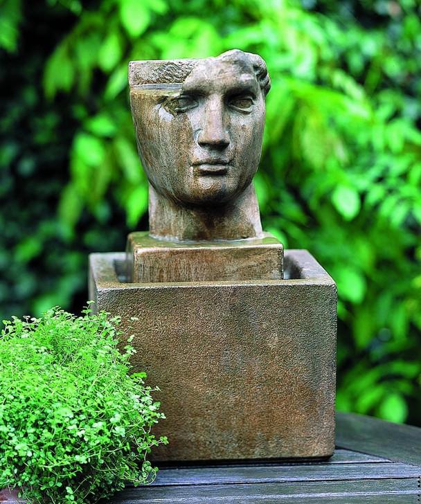 Cara Classica Garden Fountain - Indoor Fountain Pros