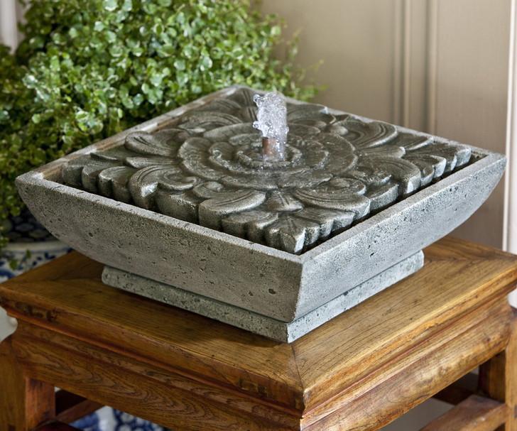 M-Series Artifact Fountain - Indoor Fountain Pros