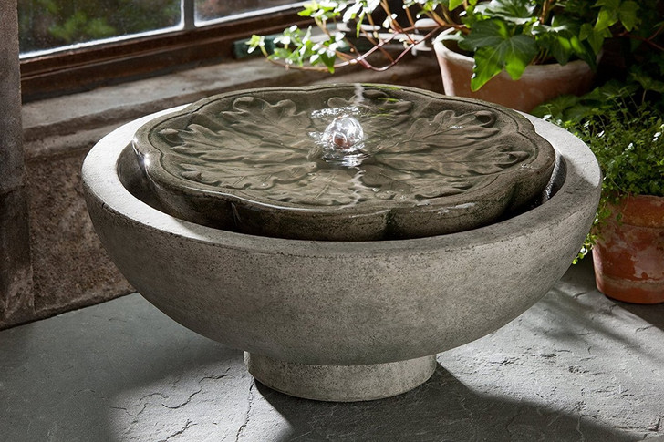 M-Series Flores Fountain - Indoor Fountain Pros