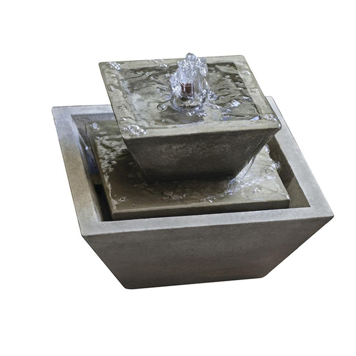 M-Series Kenzo Garden Water Fountain - Indoor Fountain Pros