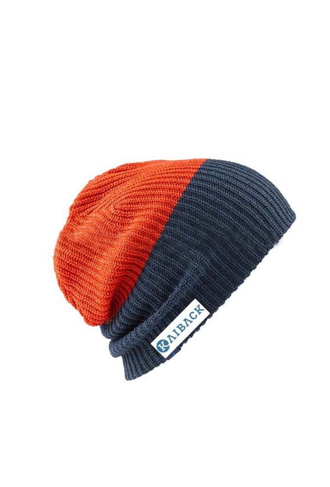 Kaiback Head Sweater in Orange