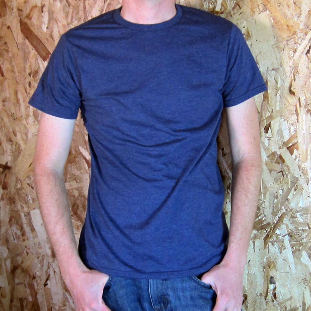 Kaiback Soft-Tees - Blue Jean