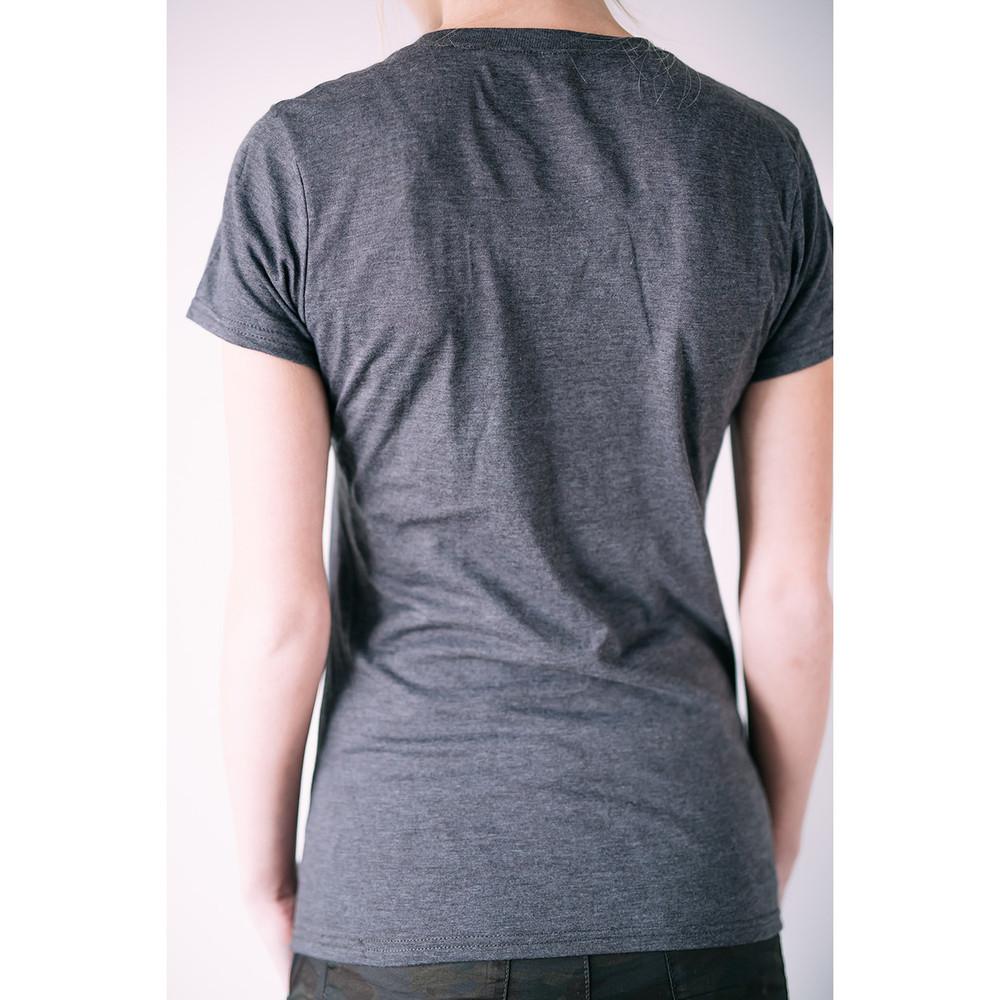 Kaiback Soft-Tees Women's - Charcoal Dust