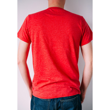 Kaiback Soft-Tees - Pomegranate