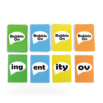 "Babble On by Kaiback | The ""Think of That Word"" Game!"