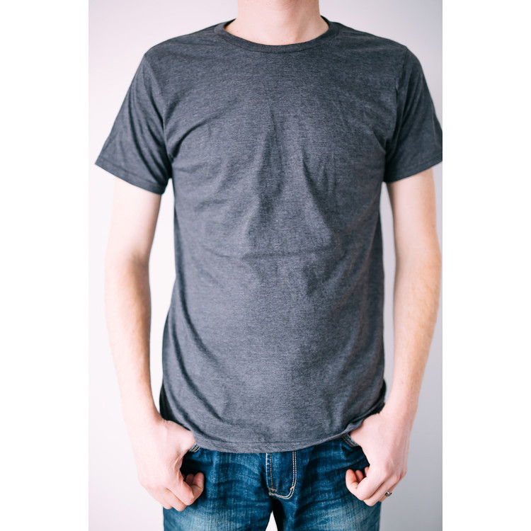 Kaiback Soft-Tees - Charcoal Dust