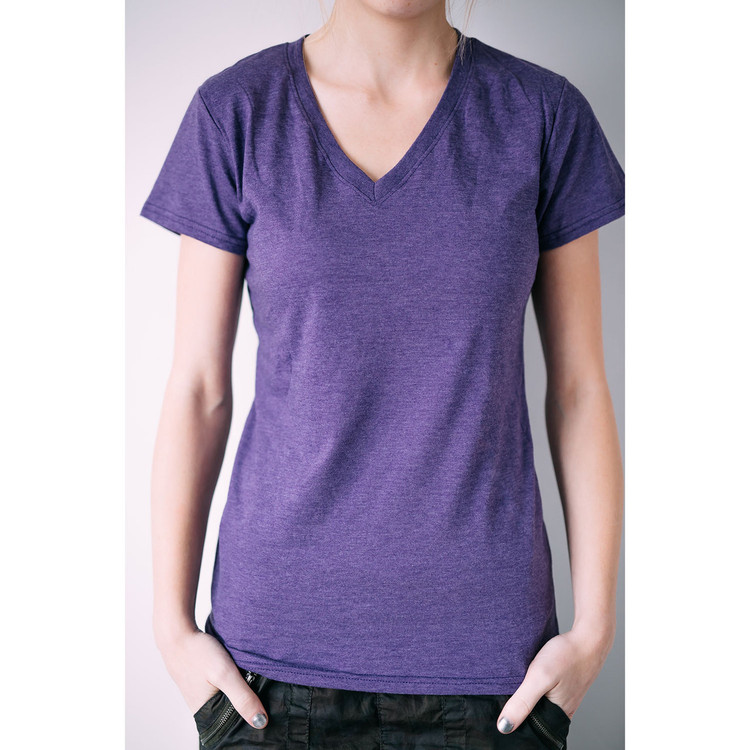 Kaiback Soft-Tees Women's - Purple