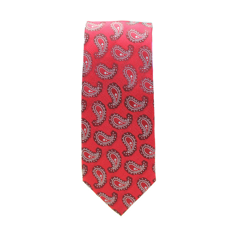 Kaiback Tagatie - Red Paisley