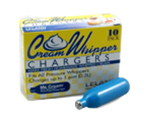 1 Case of 360 Leland Whip Cream Chargers N2O Nitrous Oxide  Sale