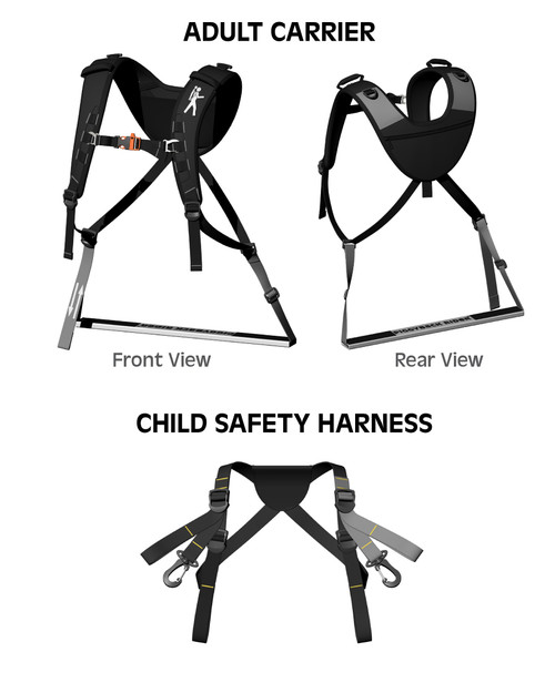 Standing Toddler Carrier