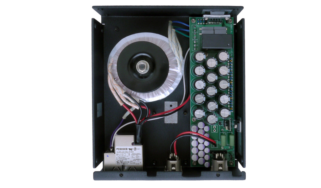 Joule v5 Power Supply Inside View