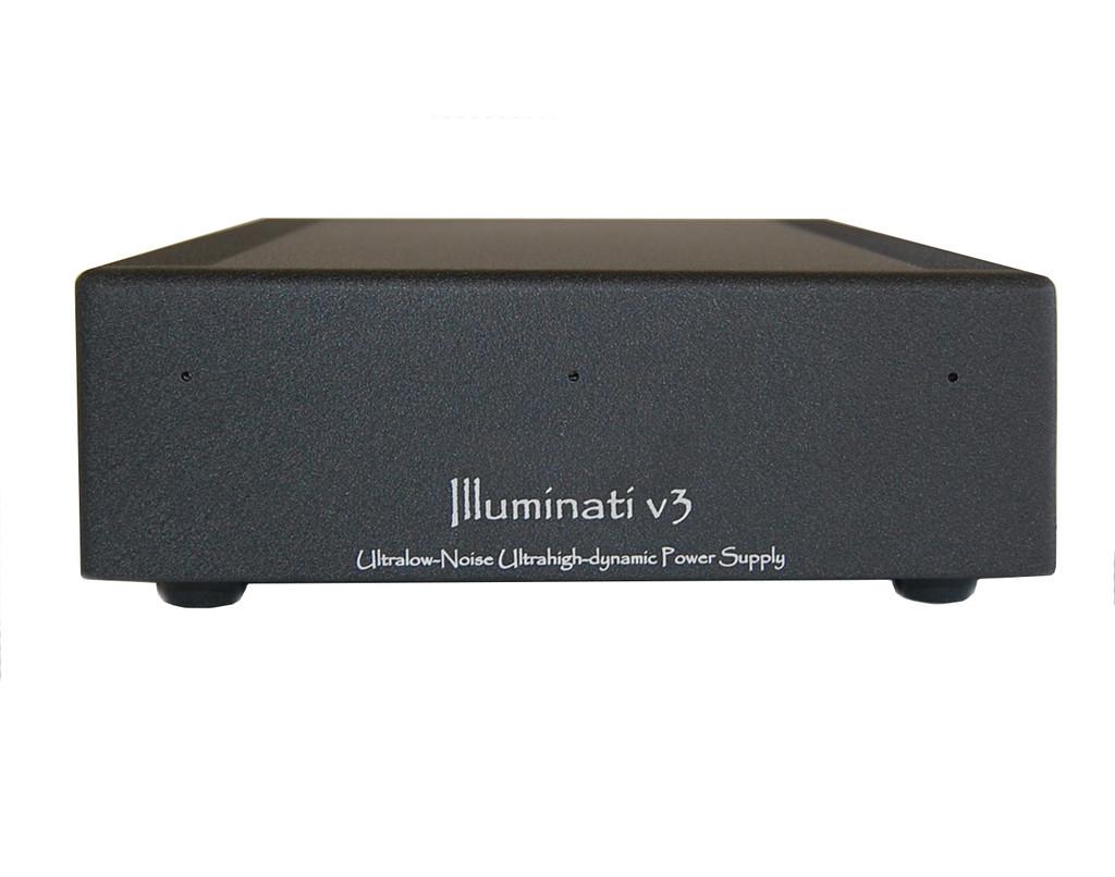 Illuminati v3 Power Supply Front View