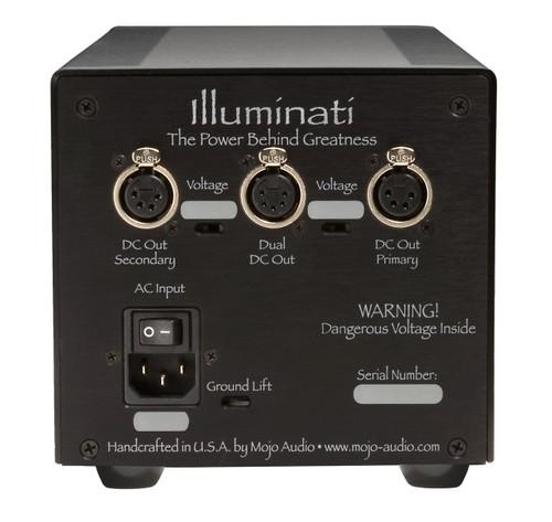 Illuminati v1 Rear View