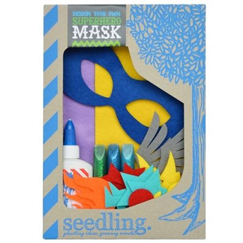 Seedling Design your own Superhero Mask