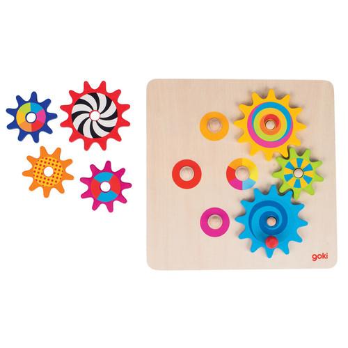 Goki Gog Wheel Game