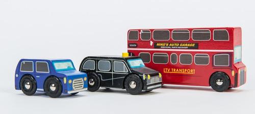Le Toy Van Little London Vehicle Set