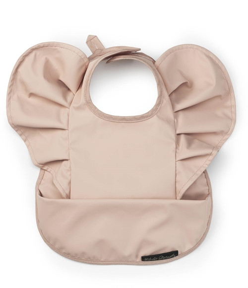 Elodie Details Baby Bib - Powder Pink