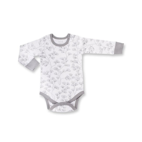 Sapling Fern Long Sleeve Bodysuit - Frong