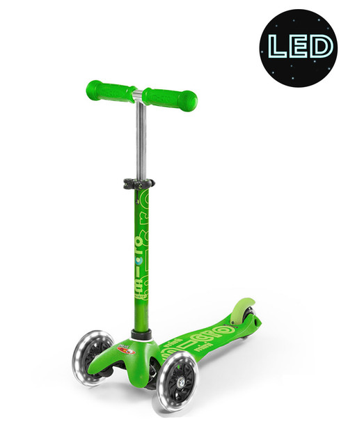 Mini Deluxe LED Green