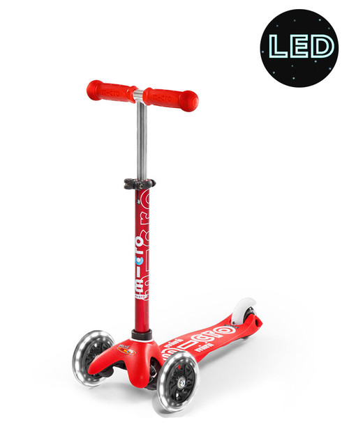Mini Deluxe LED Red