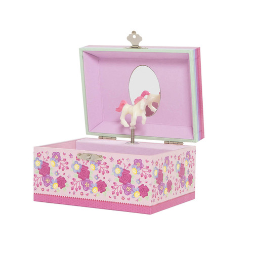 Tiger Tribe Jewellery Box - Unicorn