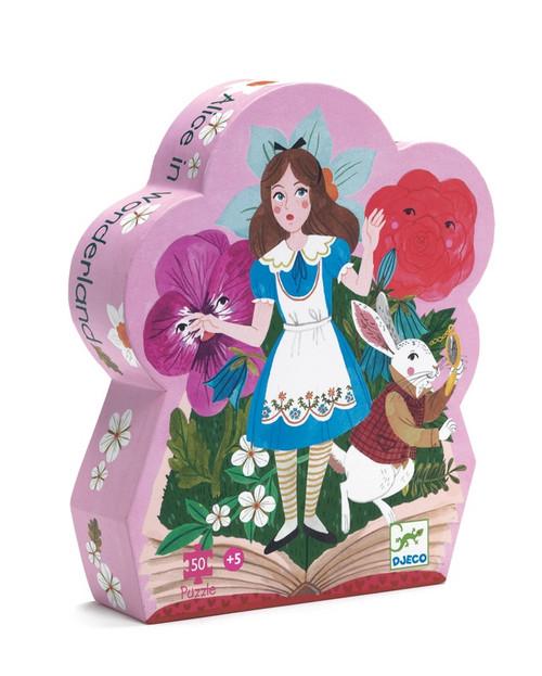Djeco Alice in Wonderland Silhouette Puzzle