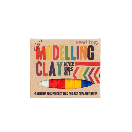 Seedling Lil' Modelling Clay - Package