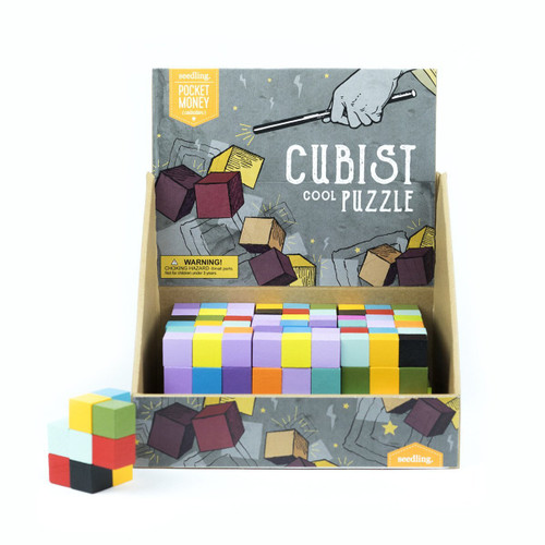 Seedling Cubist Cool Puzzle - Package