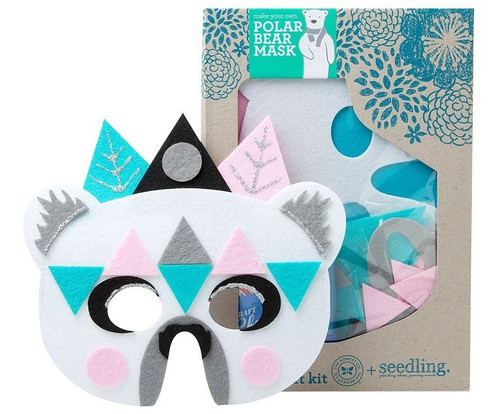 Seedling Polar Bear Mask - Image 1