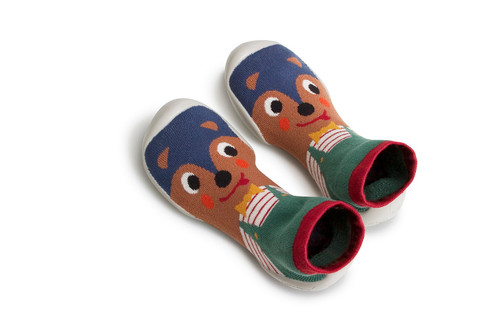 Collegien Slipper Socks Le Loup