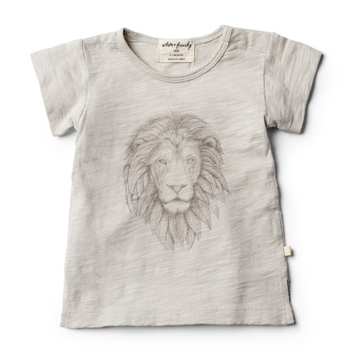 Wilson and Frenchy Little Lion Tee